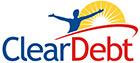 ClearDebt logo