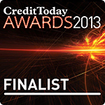 Credit Today Awards - Finalist 2013 - ClearDebt