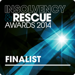 I&R Awards - Finalist 2014 - ClearDebt