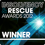 I&R Awards - Winner 2012 - ClearDebt
