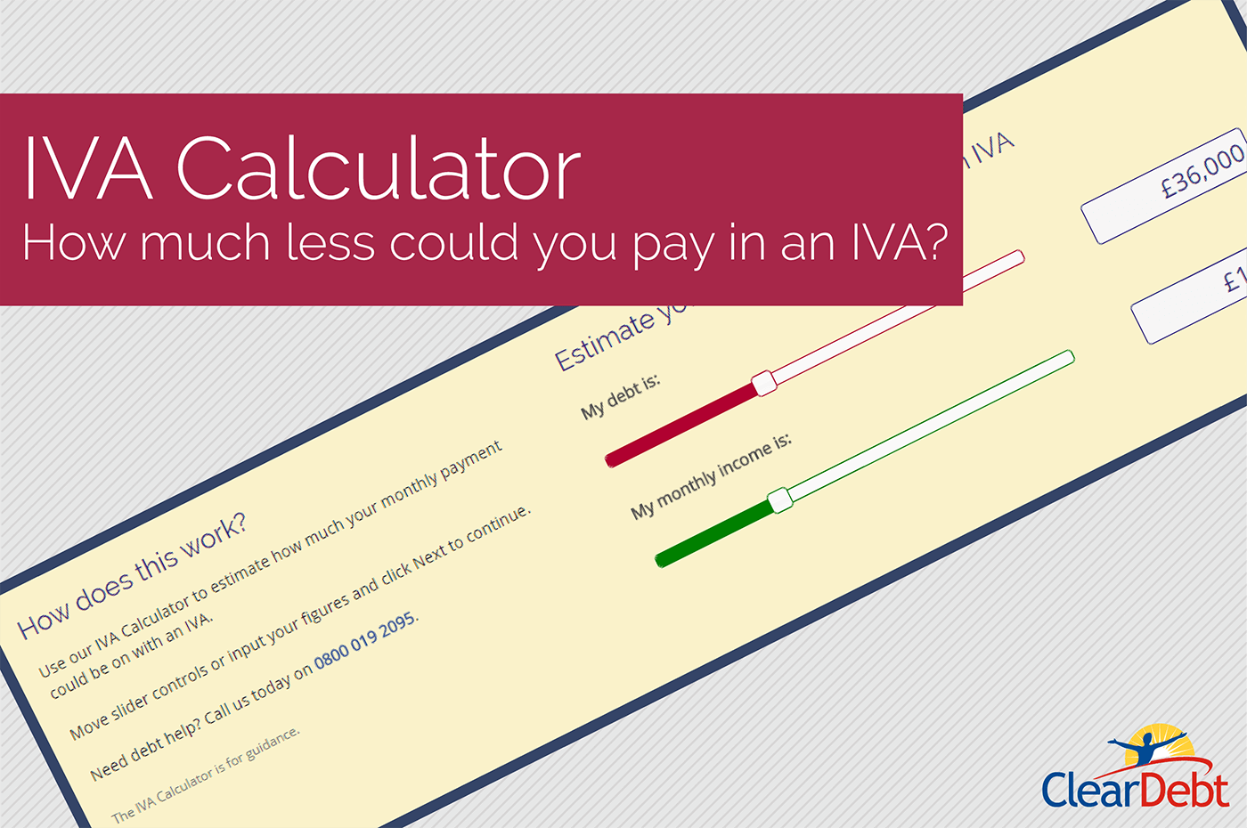 IVA Calculator - ClearDebt