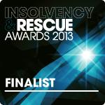 I&R Awards - Finalist 2013 - ClearDebt
