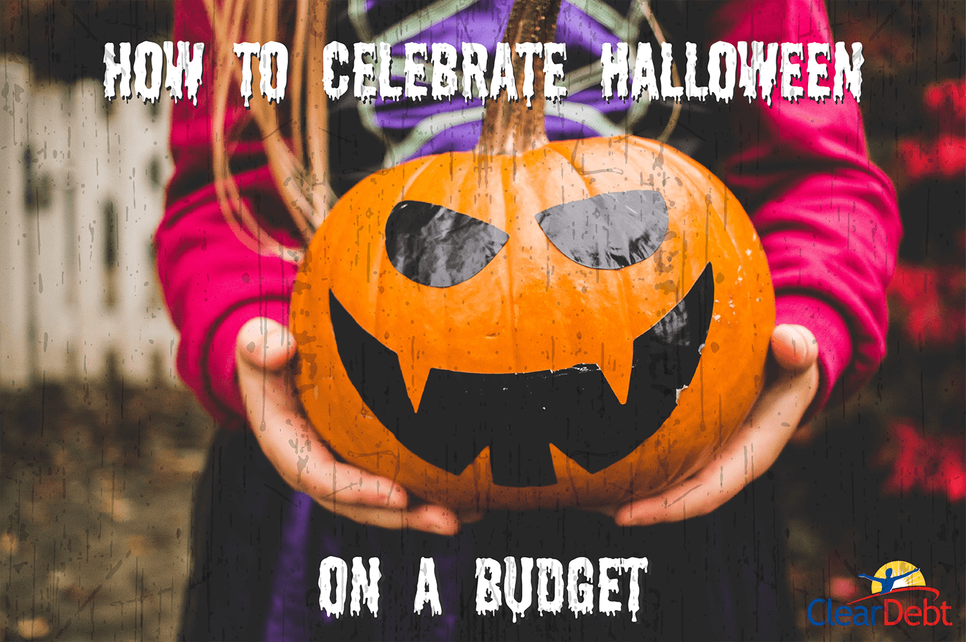 how to celebrate halloween on a budget - cleardebt